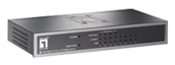 LevelOne FSW-0809 OfficeCon PoE Switch 4 Ports 10/100 / 4 Ports PoE (Art.-Nr. 90260766) - Bild #1