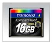 Transcend Compact Flash Karte 16GB
