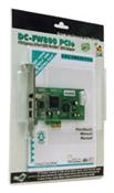 Dawicontrol DC-FW800 PCIe Blister