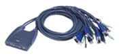 ATEN CS64UZ 4-Port KVM Switch