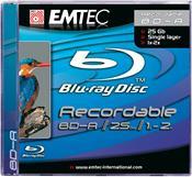Emtec E-BD-R 25GB 2X