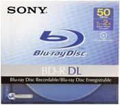 Sony BD-R 50GB 2X .,