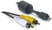 DeLOCK Kabel RCA - 8pin für Nikon