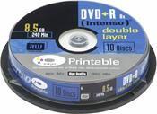 Intenso DVD+R DL 8.5GB 8X  10er Spindel