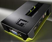 LevelOne KVM-0221 KVM-Switch