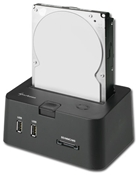 Sharkoon SATA QuickPort Pro  HDD SSD Dockingstation