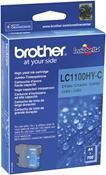 Brother LC-1100HYC Tinte Cyan