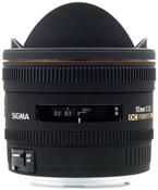 Sigma 10/2.8 EX DC HSM Fisheye M/AF