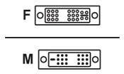 Avocent DVI-Adapter     ,