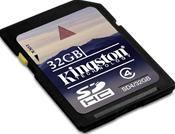 Kingston SDHC Karte 32GB