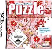 Puzzle: Blumen und Muster