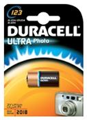 Duracell 123 Ultra