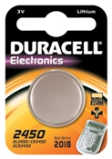 Duracell DL 2450 Electronics