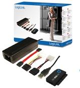 LogiLink  AU0006D Festplattenadapter USB2.0 auf SATA/IDE für 2.5