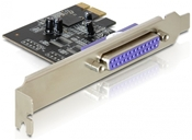 DeLOCK 1x Parallel PCIe