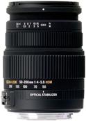 Sigma 50-200/4.0-5.6 DC OS HSM N/AF