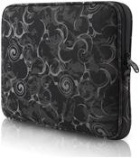 be.ez LA robe Volute Black für Notebooks bis 29.6cm (15.6