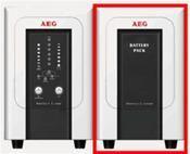AEG Batteriepack