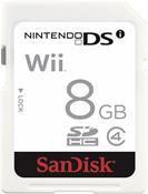 SanDisk SDHC DSi Karte 8GB