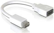 DeLOCK Adapterkabel DVI mini Mac Stecker