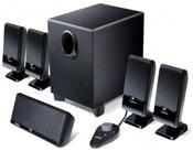 Edifier M1550 Multimedia System schwarz
