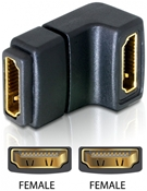 DeLOCK Adapter HDMI Buchse zu HDMI  ,