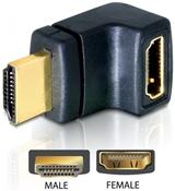 DeLOCK Adapter HDMI Stecker zu HDMI     .,