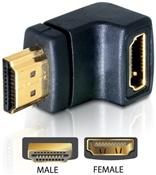 DeLOCK Adapter HDMI Stecker zu HDMI   ,
