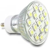 DeLOCK Lighting LED 15x SMD kaltweiss     ,