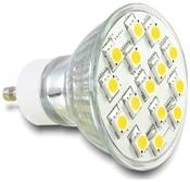 DeLOCK Lighting LED 15x SMD warmweiss