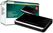 Digitus Black Rapid 1000 Switch 8-Port