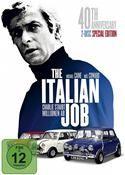 Italian Job - Charlie staubt