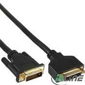 InLine DVI-D Verlängerung  3.0m