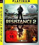 Resistance 2 Platinum -uncut-
