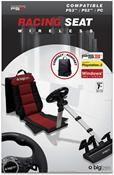 bigben Wireless Lenkrad + Racing Multi Seat 3in1 PS3, PS2,PC