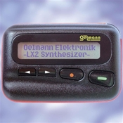 Motorola LX2 Pager BOS 170.130MHz