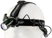 Ansmann HD5 Stirnlampe schwarz,