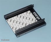Akasa AK-MX010 SSD Mounting Kit Einbaurahmen von 2 x 2.5