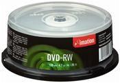 Imation DVD-RW 4.7GB 120Min 4X     ,