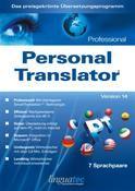 Linguatec Personal Translator 14