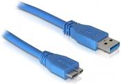 DeLOCK Kabel USB3.0-A auf MicroUSB3.0 2m