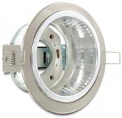 DeLOCK Lighting GX53 Aufbaufassung rund  ,