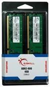 G.Skill 4GB DDR2 Kit   ,