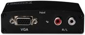Digitus Multimedia VGA/Audio zu HDMI Converter
