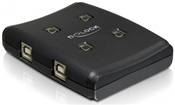 DeLOCK USB2.0 Sharing Switch 4 - 1