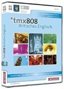 tmx808 Britisches Englisch