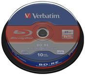Verbatim BD-RE SL 25GB
