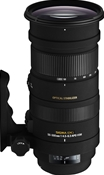 Sigma AF 50-500mm 4.5-6.3 DG APO OS HSM    ,