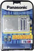 Panasonic RF-U160 silber