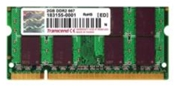 Transcend 2GB DDR2 SO-DIMM  .,